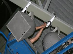 Proper hung speaker 500p