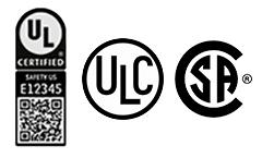 ULC badges