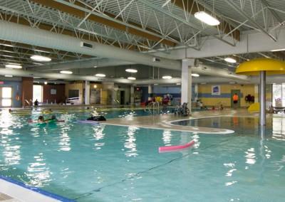 Brennan Rec Centre (Squamish)  July 2016