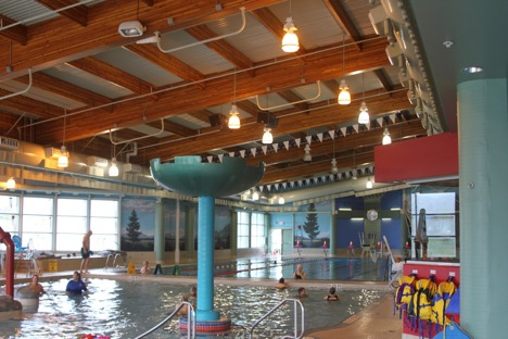 Creston Recreation Centre Sound System upgrade – Oct 2017
