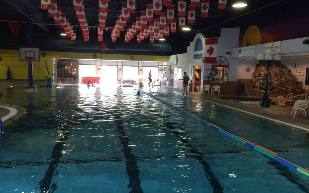 Grand Forks Pool – April 2018