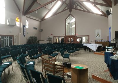 St Mary's & St Andrew's Church – Langley  February 2018