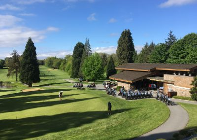 Point Grey Golf Course – May 2018