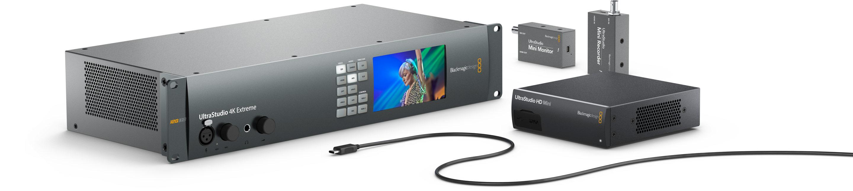 Blackmagic Mini Recorder Sound Solutions Canada