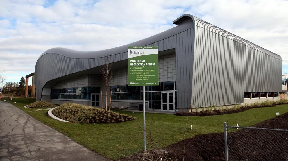 Cloverdale Rec Centre March 2019