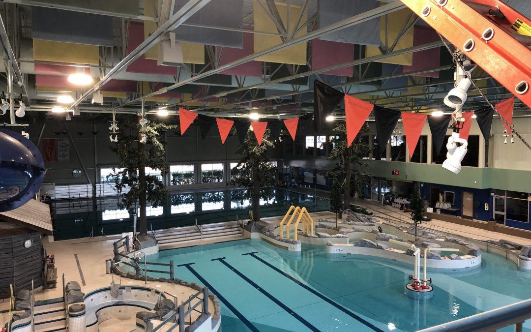 Cowichan Aquatic Centre – Aug 2019