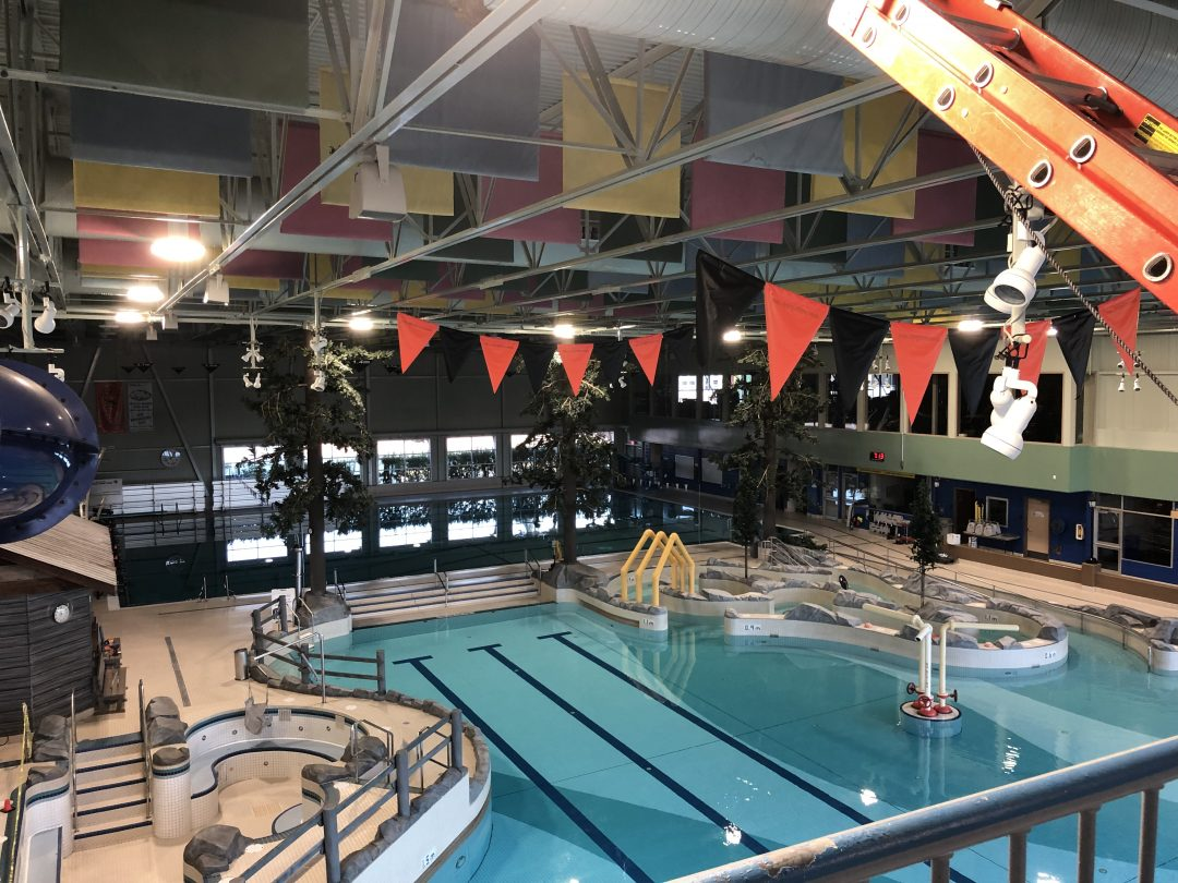 Cowichan Aquatic Centre – Aug 2019