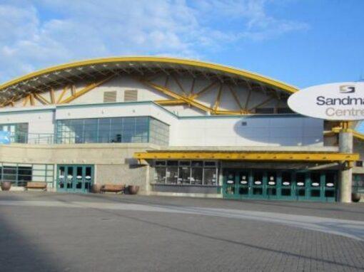 Kamloops Sandman Arena DSP and Amplifier upgrade  June 2020